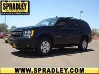 This Sport Utility is hot! This 2011 Chevrolet Tahoe
