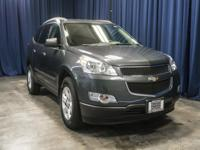 Clean Carfax Two Owner SUV with Steering Wheel Audio