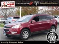 Options:  2011 Chevrolet Traverse Lt W/1Lt|Red Jewel