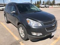 Recent Arrival! Clean CARFAX.  2011 Chevrolet Traverse