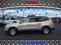 Options:  2011 Chevrolet Traverse Visit Truckland