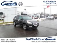 2011 Chevrolet Traverse 2LT! Featuring a 3.6L V6 and