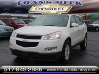 Options:  2011 Chevrolet Traverse Lt|Lt 4Dr Suv
