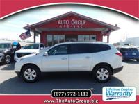 Options:  2011 Chevrolet Traverse You Are Looking At