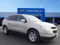 Options:  2011 Chevrolet Traverse 1Lt|Miles:
