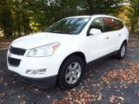 This is the FULL PACKAGE Chevy Traverse LT as it
