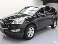 This awesome 2011 Chevrolet Traverse comes loaded with