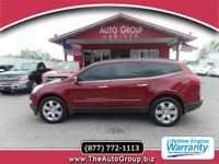 Options:  2011 Chevrolet Traverse Visit Auto Group
