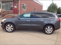 Options:  2011 Chevrolet Traverse Ltz|Awd Ltz 4Dr