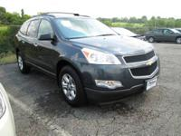 Very clean one-owner, non-smoker AWD Traverse with