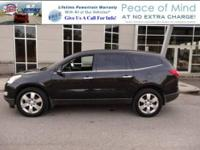 2011 Chevrolet Traverse With Lifetime Powertrain