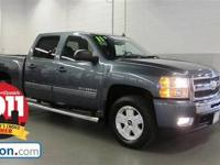 GM Certified, 4D Crew Cab, 4WD, CLEAN VEHICLE