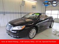 200 Limited, 3.6L V6, 6-Speed Automatic, ** INCLUDES