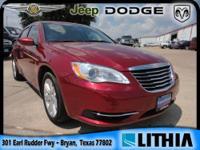 2011 Chrysler 200 4dr Sedan Touring Touring Our