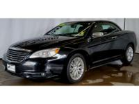 This 2011 Chrysler 200  has a V6, 3.6L; FFV high output