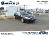 Introducing the 2011 Chrysler 200 Limited! Featuring a