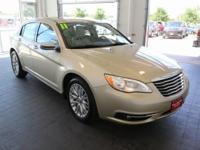 Options:  2011 Chrysler 200