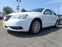Options:  2011 Chrysler 200 Limited 4Dr