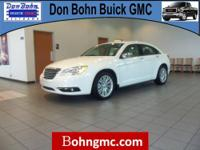Don Bohn Buick GMC presents this 2011 CHRYSLER 200 4DR