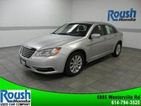 This 2011 Chrysler 200 has been reconditioned by a