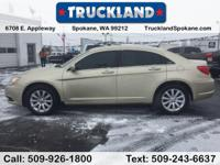Options:  2011 Chrysler 200 Visit Truckland Online At
