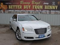 (512) 948-3430 ext.1459 This 2011 300C is priced in