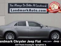 As its moniker implies, this 2011 Chrysler 300 C Hemi