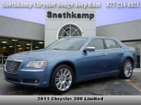 2011 CHRYSLER 300 LIMITED, LIMITED four DOOR SEDAN,