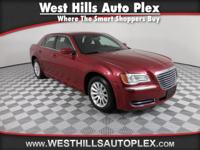 New Arrival! CarFax 1-Owner, This 2011 Chrysler 300