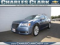 Get ready to go for a ride in this 2011 Chrysler 300