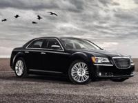 BMW of Mobile presents this 2011 CHRYSLER 300 4DR SDN