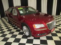 This 2011 Chrysler 300 4dr 4dr Sdn 300C AWD Sedan