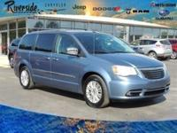 CARFAX One-Owner. 2011 Chrysler Town & Country