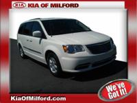 This 2011 Chrysler Town & Country Touring is