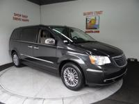 Options:  2011 Chrysler Town & Country Limited|Dark