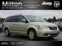 Experience driving perfection in the 2011 Chrysler Town