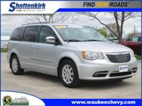Options:  2011 Chrysler Town & Country