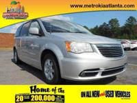This 2011 Chrysler Town & Country Touring boasts