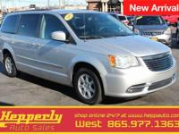 This 2011 Chrysler Town Country Touring in Bright
