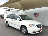 Familiarize yourself with the 2011 Chrysler Town