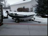 2011 ClackaCraft 16 foot WF in excellent condition.