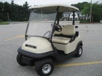 2011 Club Car Precedent Golf Car with High Speed Code