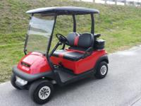 2011 Club Vehicle Precedent Limited Edition Costs Golf