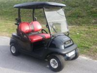 2011 CLUB CAR Precedent w / NEW 2013 Batteries.