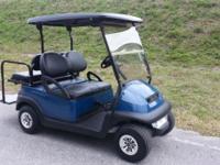2011 Club Car Precedent SS 4/5 Passenger Premium Golf