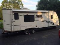 This 2011 Freedom Express 246 LTZ was used sparingly