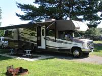 2011 Coachman Leprechaun M-318SA. Will accept