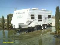 2011 Coleman CT250 Considered to be fully self
