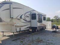 Fifth Wheel, Quad Bunkhouse with closet, 3 slides,
