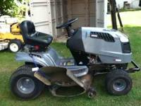I am selling a 2011 Craftsman lawn mower. I only used